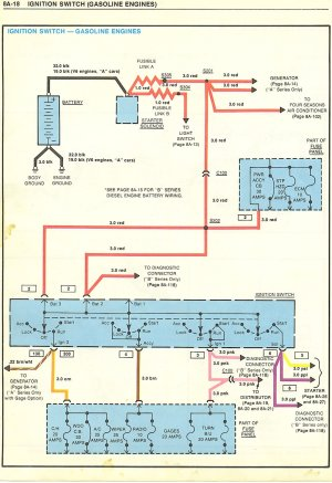 Wiring issue | Page 2 | GBodyForum  '78'88 General