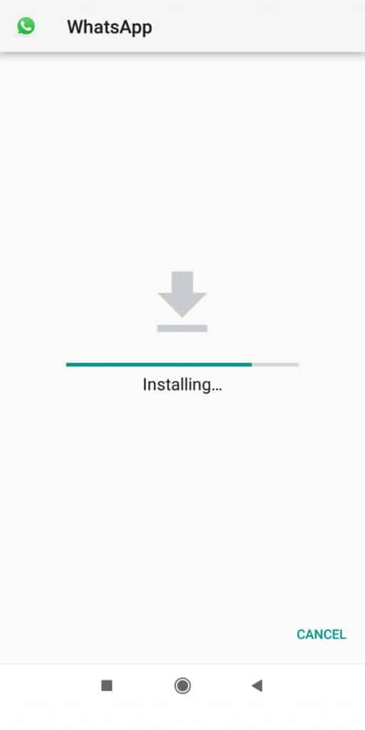 download install