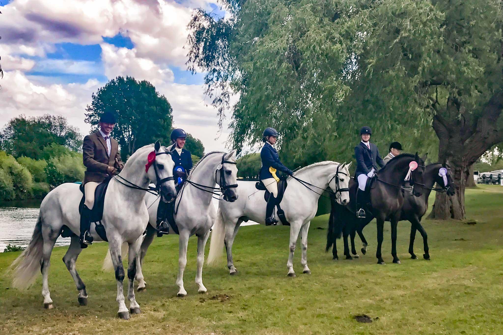 Royal Windsor Horse show 2017