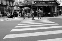 Paris Caution