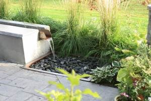 Recirculating Water Feature