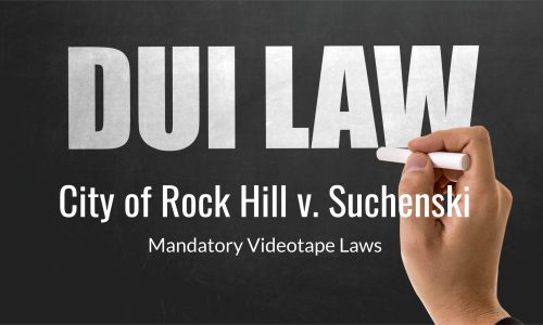 city of rock hill v. suchenski