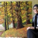 Nafas Kehidupan Karya Denok Retno di Go Green