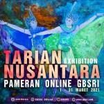 Pembukaan Pendaftaran Pameran Online Tarian Nusantara