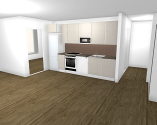 Visualise any home with any choice of materials.