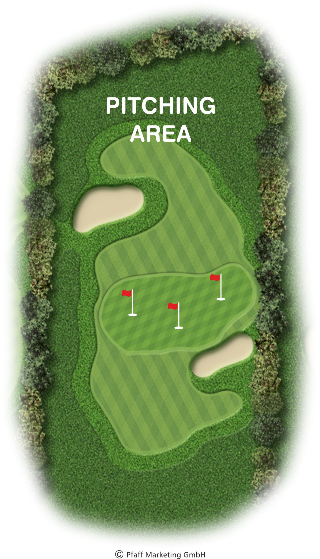 Pitching Area
