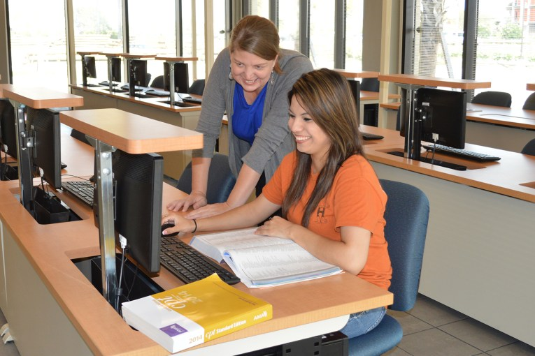 Student Success Center at Galveston College