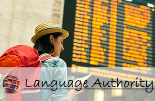 Language Authority logo