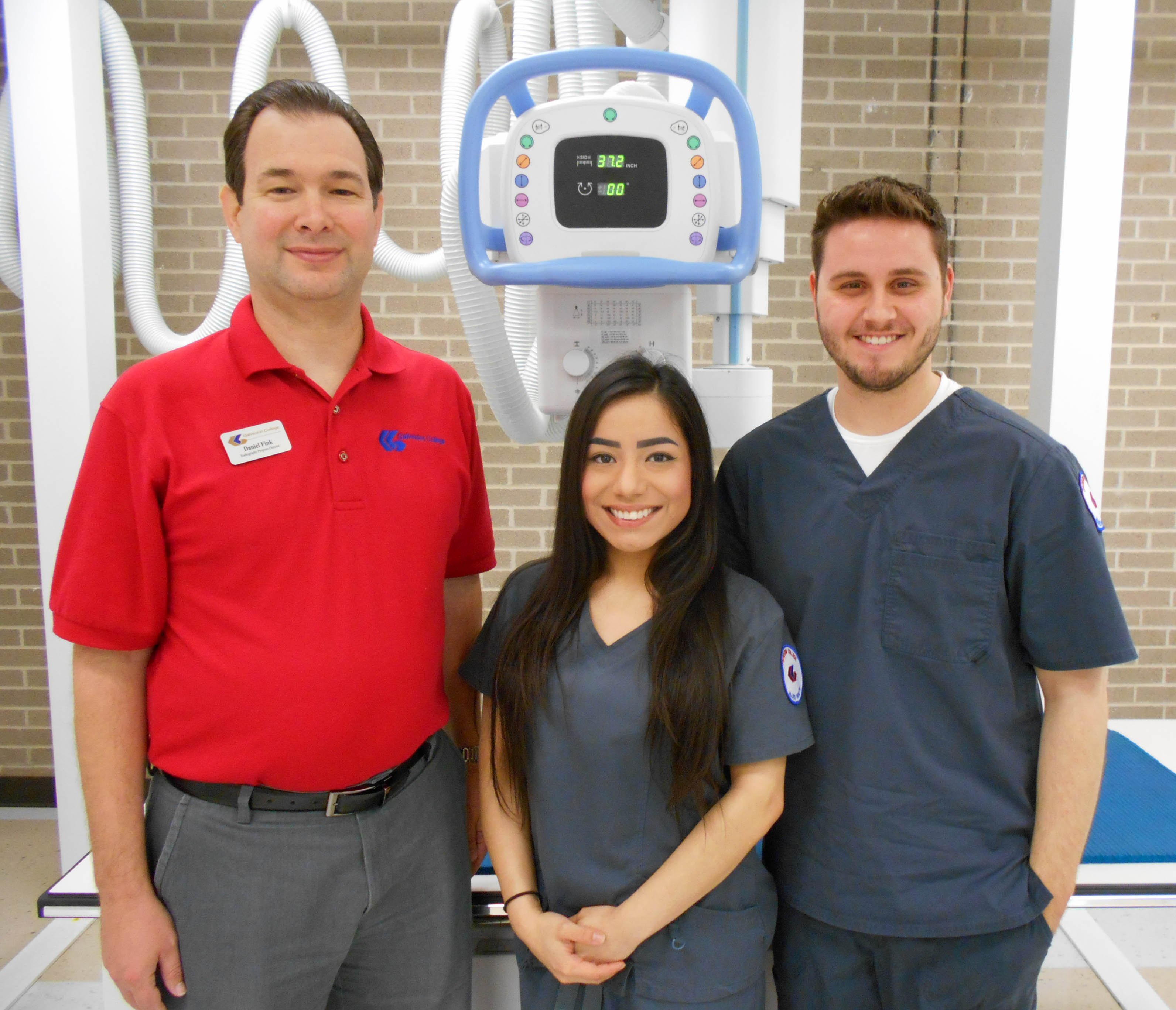 Moody Endowment Donation Enhances Radiography Program Galveston
