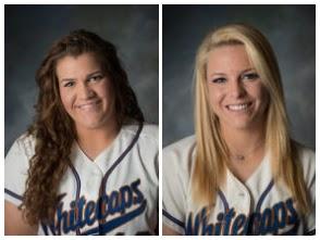 P-Ashley Kriesel (left) IF-Brianna Nunn (right)