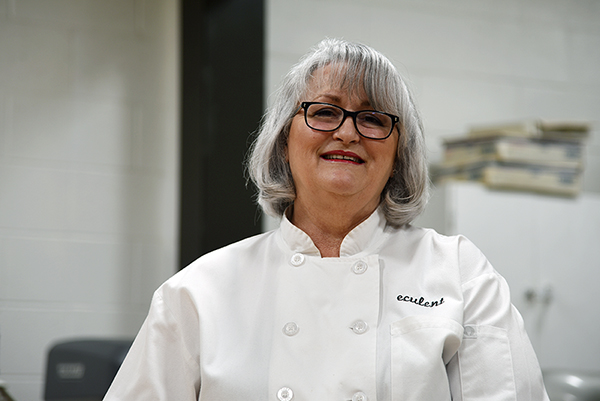 Chef Nancy Manlove