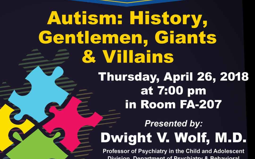 Galveston College to host lecture on autism