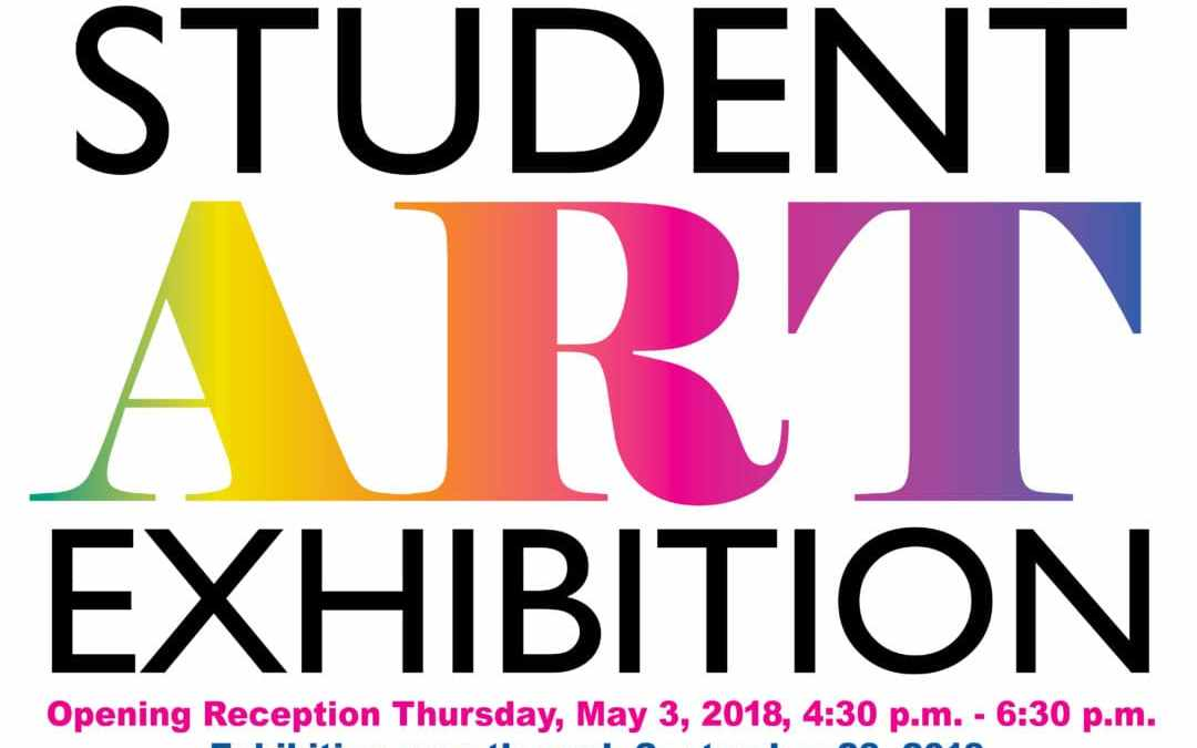 Galveston College student art show opens May 3