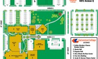 Galveston College Campus Map