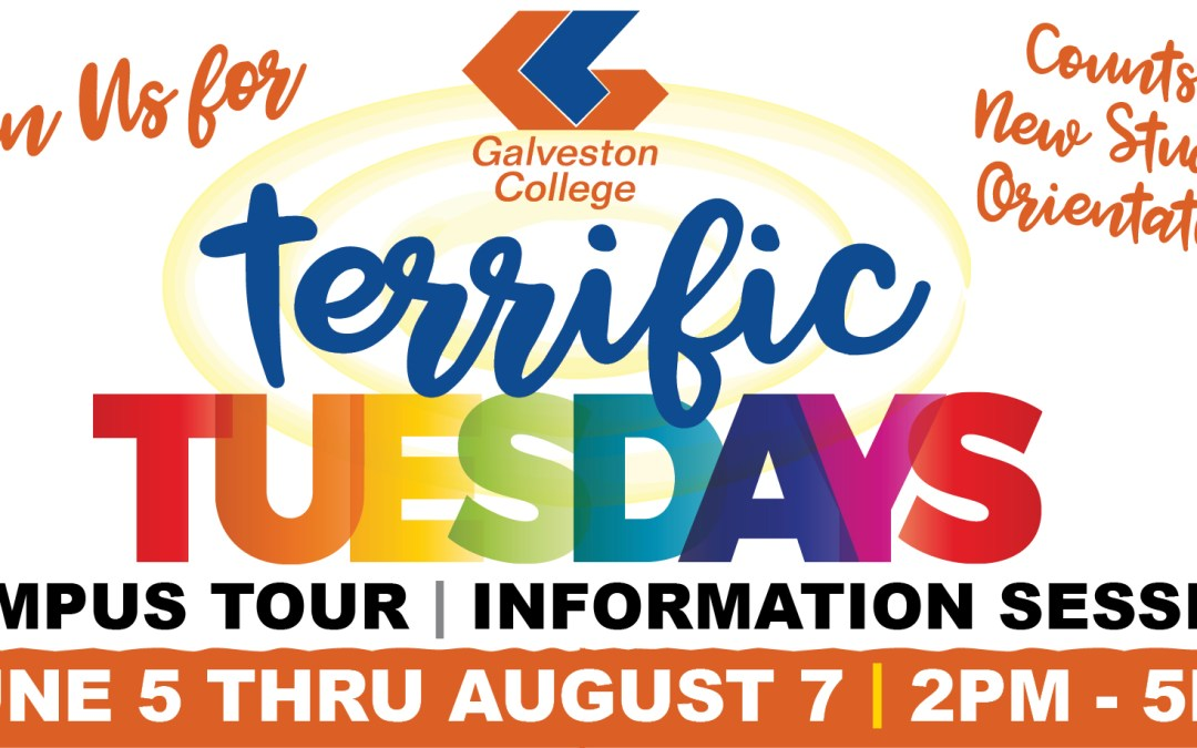College offers Terrific Tuesdays each week this summer