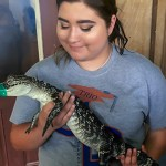 TRiO Upward Bound participants visited Gator Country Adventure Park in Beaumont, Texas