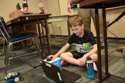 CE Kids Robotics 183