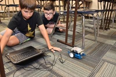CE Kids Robotics