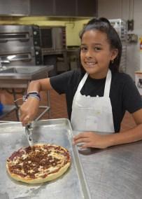 Cupcake Crazies_Chorizo Pizza