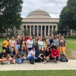 Galveston College Upward Bound at MIT