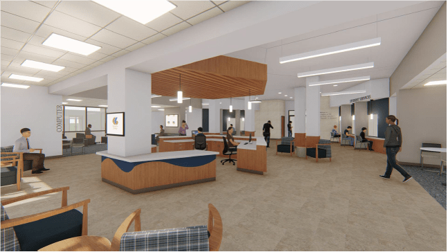 Title V Pathways project makes student services renovation a reality