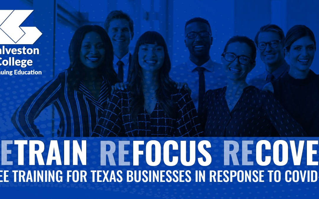 Galveston College offers free training for Texas businesses in response to COVID-19