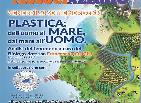 Convegno sull'inquinamento da plastica