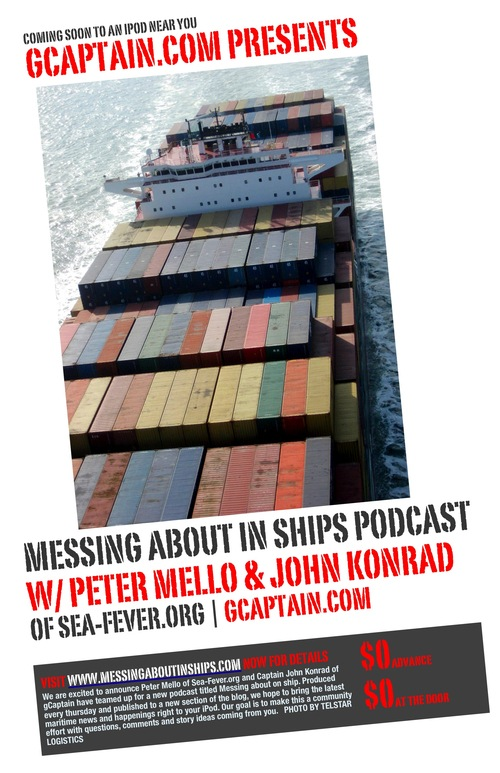 Messing About In Ships Podcast