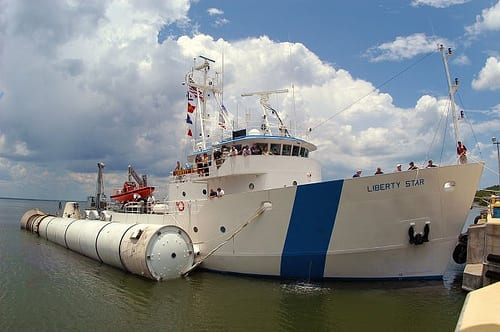 nasa recovery ship - photo #5