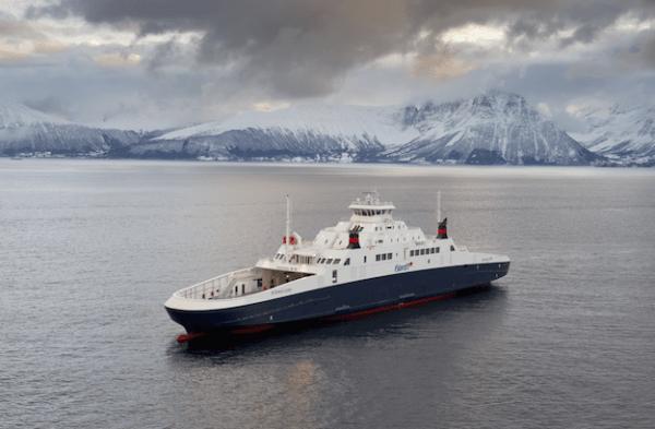 "Meet the ""MF Boknafjord"": World's Largest LNG-Powered ..."