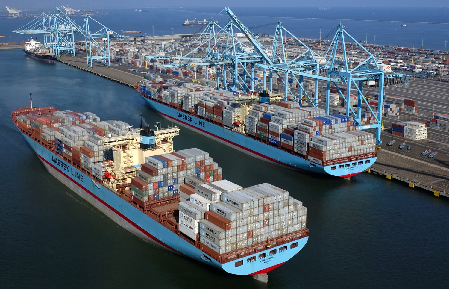 Maersk Line Christmas Will Come To America But Probably