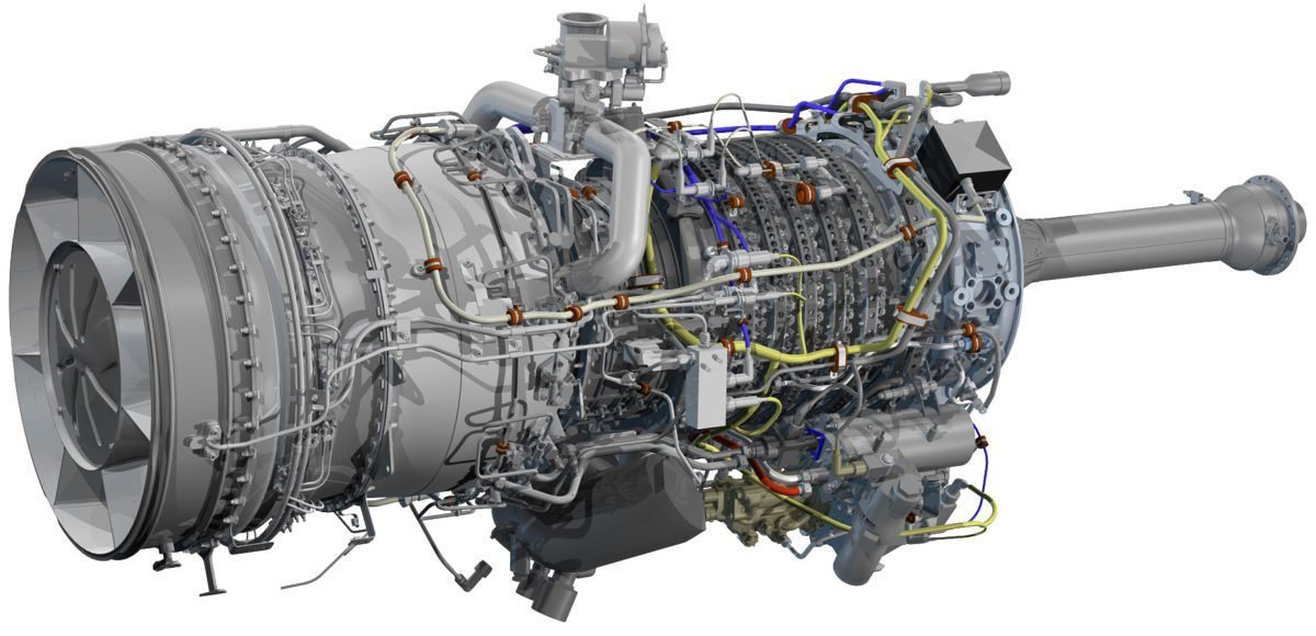 rolls royce gas turbine pdf