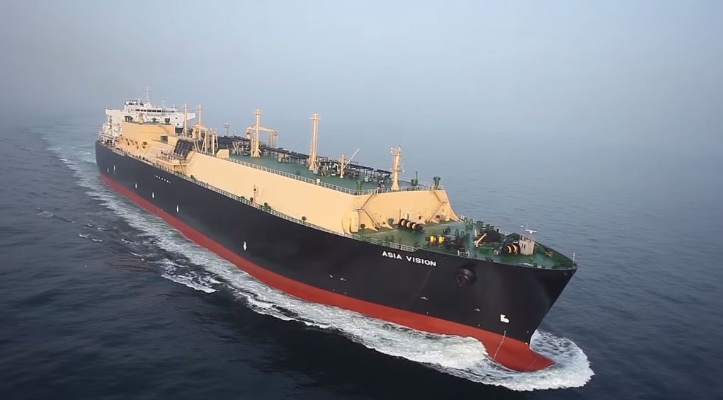Chevron S New Lng Vessels Highlighted In Surprisingly Good