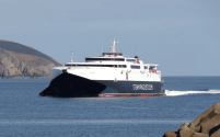 SPOTD: What Might Be The Most Formidable Ferry Ever