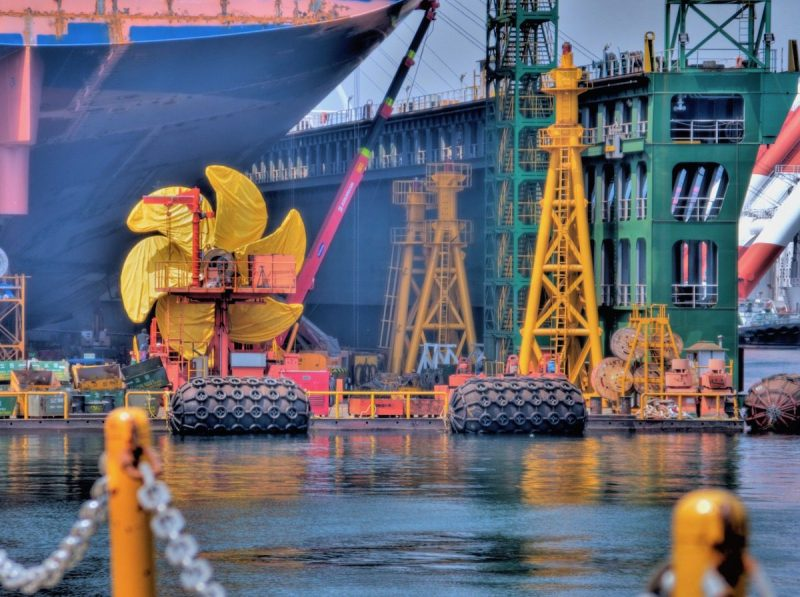 More Asian Defaults Loom in 2017 Amid Korea Shipyard Debt ...