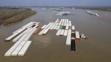 Several Mississippi River Locks Likely to close Due to Flooding