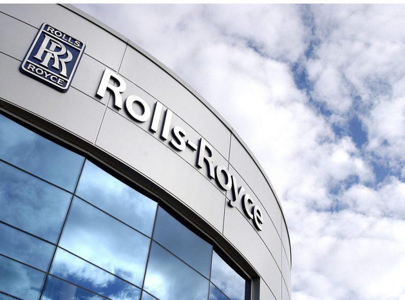 Photo credit: Rolls-Royce Plc