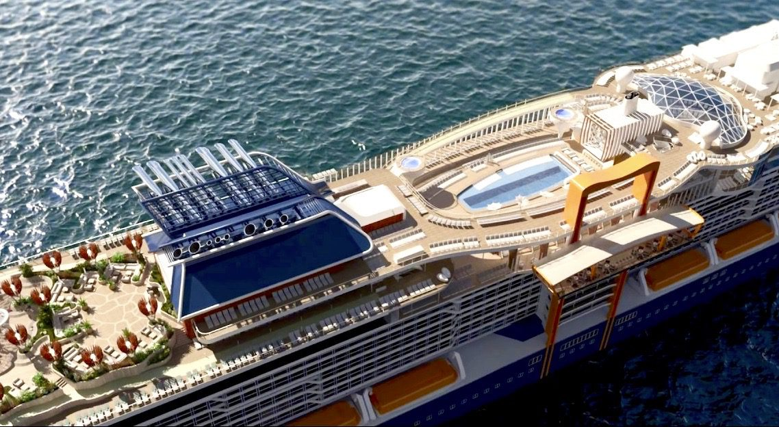 Image result for celebrity edge class