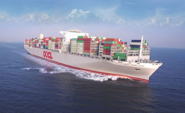 Shell provides OOCL its integrated lubrication solutions ...