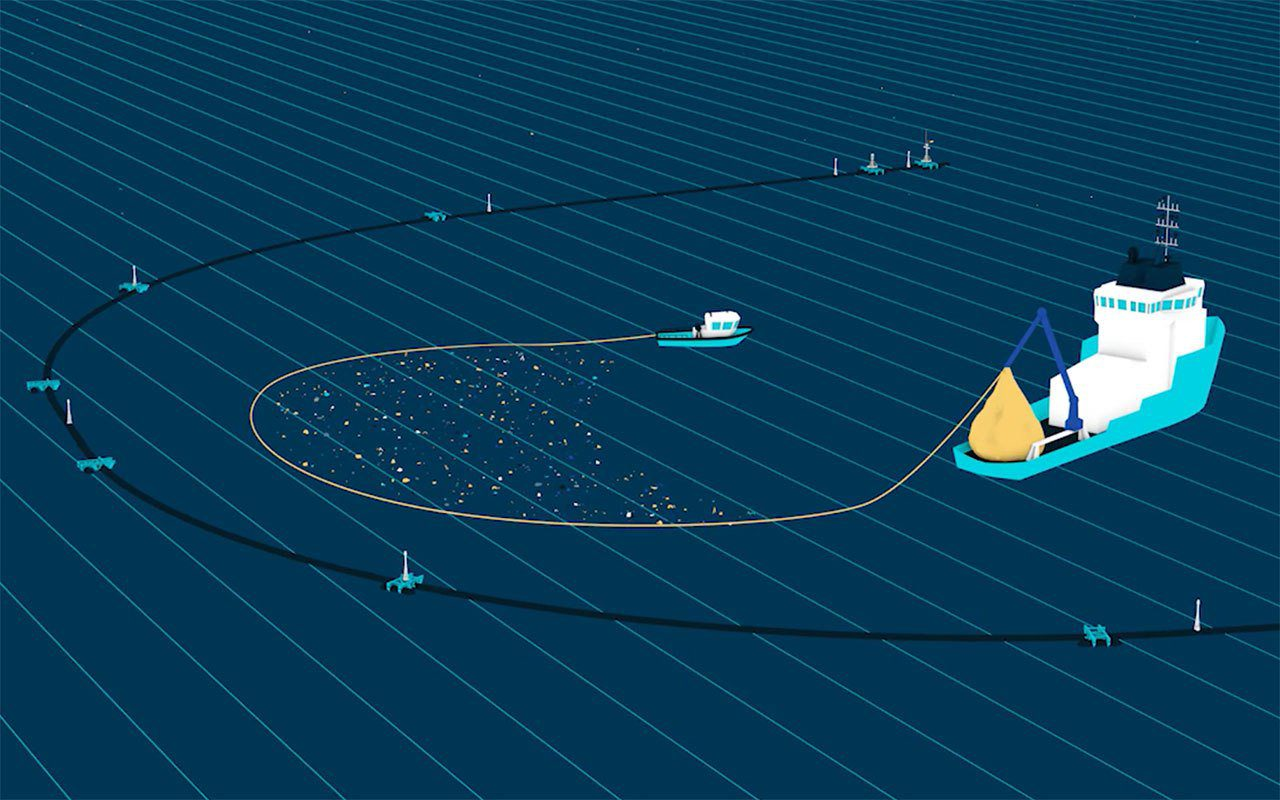 The pound+ program is a new way for members of the clean ocean movement to directly fund our overall cleanup operations and more. Maersk Supply Service Ahts Selected To Deploy World S First Large Scale Ocean Plastic Cleanup System