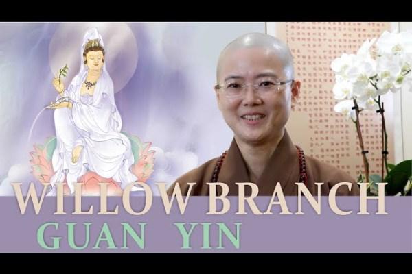 Willow Branch Guan Yin