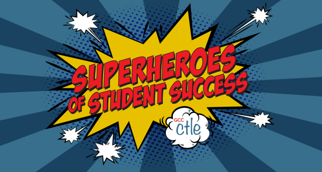 Superheroes of Student Success