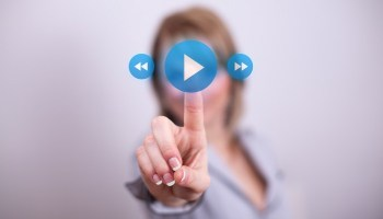 Video is good for learners.