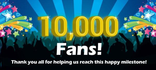 GCC Exchange Facebook page 10000 fans