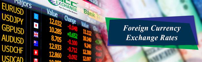 GCC Exchange Launches Online Live Currency Exchange Rates !
