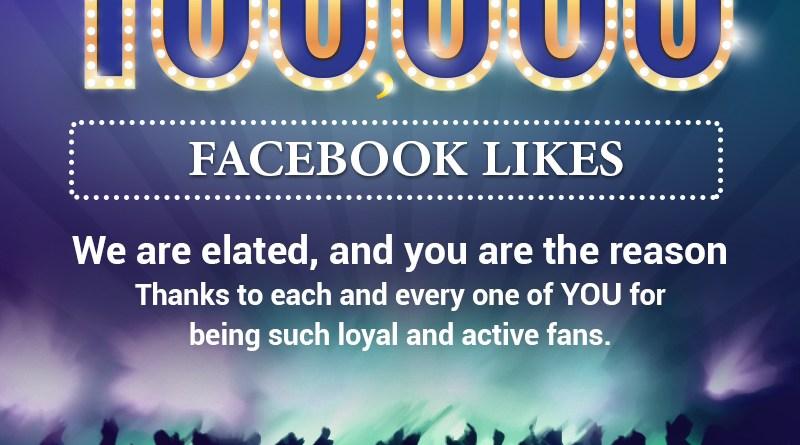 GCC Exchange Facebook 100,000 Fans