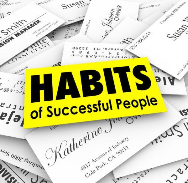 unproductive habits