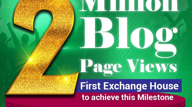 2 Million Blog Page Views!