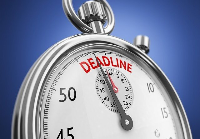 Important Tips to manage Deadlines at an ease
