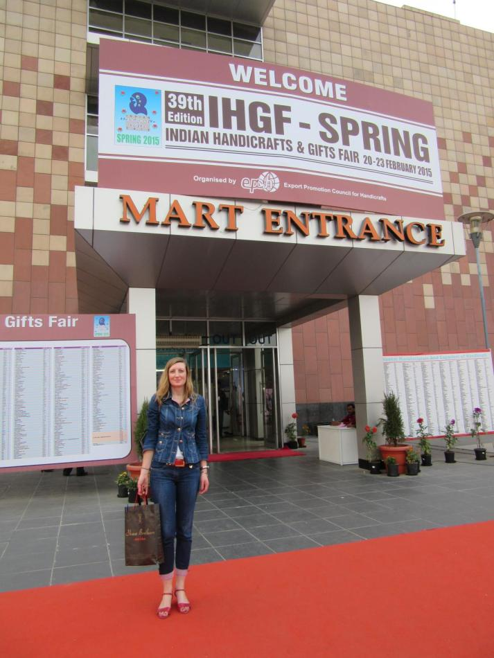 Indian Handicrafts & Gifts Fair 2015
